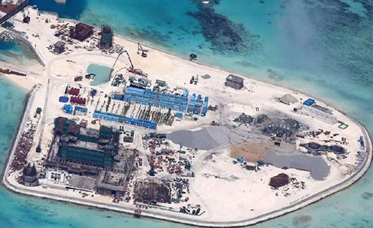 Analyst outlines plan to stop China's unrelenting maritime advance