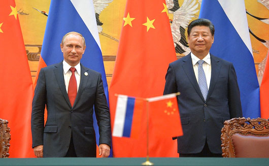 How to answer China's growing threat in coming Great Power showdown