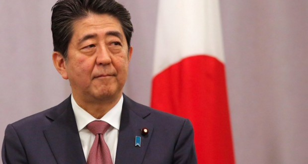 Abe's Facebook message of condolences to Taiwan after earthquake angers Beijing