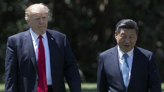 Behind Trump tariffs: Plan to counter China's 'economic aggression'
