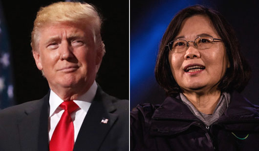 Trump set to sign Taiwan travel bill in blow to powerful pro-China lobby