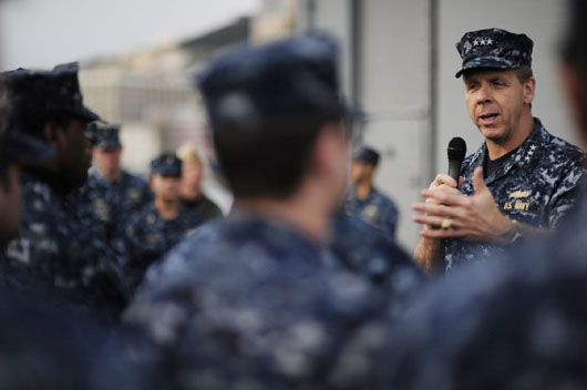 Incoming U.S. commander: China poised to take strategic control of South China Sea