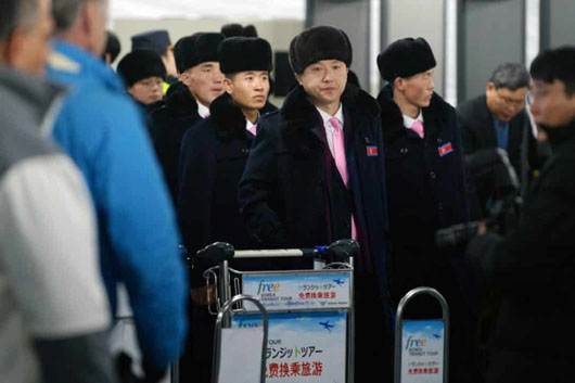Report: A third of N. Korea's Olympics delegation were spies recalled from China