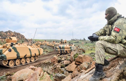 Having saved face and seizing a slice of Syria, Turkey eyes new territory