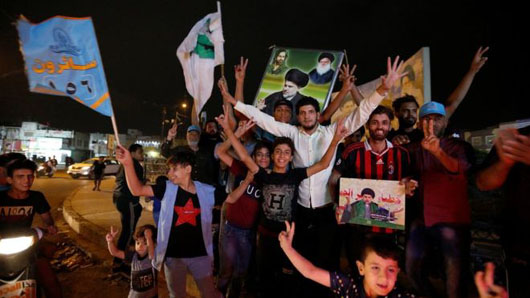 ISIS cells held in check as Iraq's anti-Iran Sadrists prevail in low-turnout election