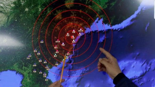 Report: North Korea's last nuke test moved mountain by 11 feet