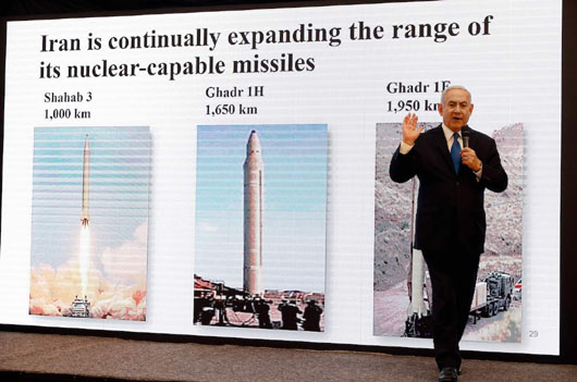 Israel's intelligence coup in Iran sounded death knell for nuclear deal