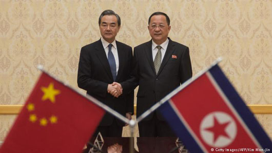 China scrambles to retain special relationship with North Korea before Trump summit
