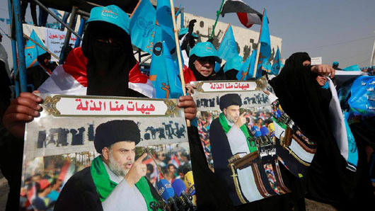 Iran emerges dominant in Iraq after chaotic election aftermath