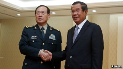 Cambodia rapidly rising as another Chinese-sponsored rogue state