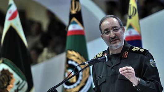 Iran military makes clear it's not leaving Syria despite Russia-Israel coordination