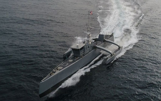 U.S. Navy prioritizing rapid development of drones including missile ships