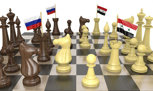 Russia's dilemma on the Syrian chess board: Player or referee?