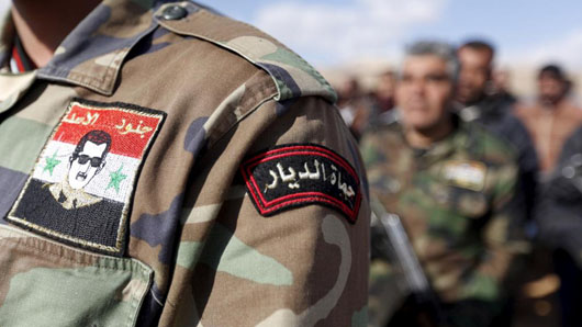 Iranian forces return to Syria disguised as Syrian troops