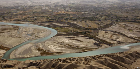 Water war: Drought, Taliban's role, raises tensions in and between Iran, Afghanistan