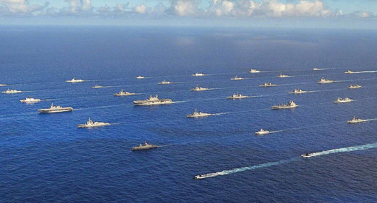After failed U.S. appeasement policy, 2018 RIMPAC aims to isolate China