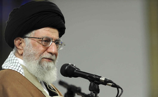 Khamenei condemns Trump peace plan, IRGC issues threat to block Strait of Hormuz