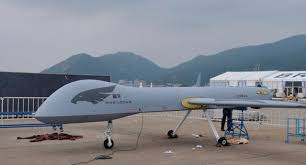 China-made killer drone shot down in Yemen