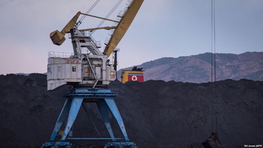 Seoul claims deception by S. Korean companies caught importing coal from North