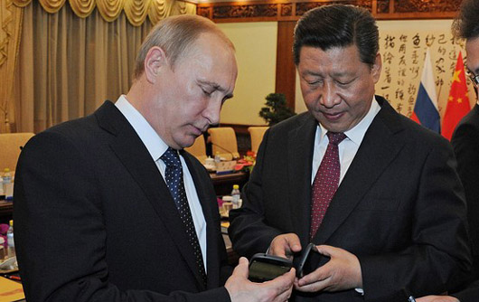 Big Brothers China and Russia collude on social media surveillance and control