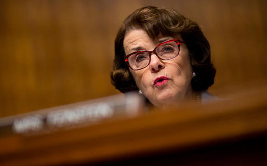 Penetration of Feinstein's staff by Chinese espionage makes waves, not news