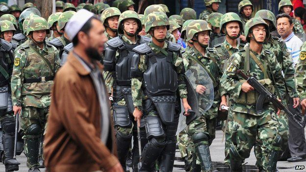 With 150,000 'Arab Spring'-like incidents from Hong Kong to Xinjiang, are CCP's days numbered?