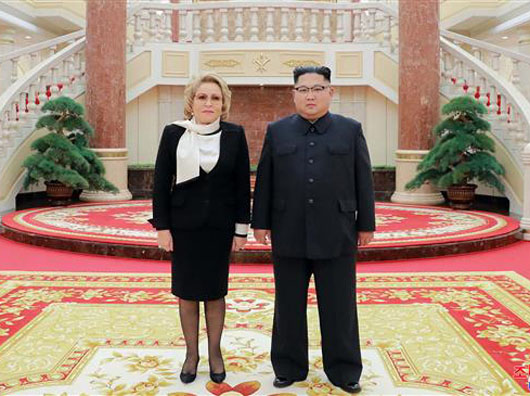 Kim Jong-Un visit to Moscow planned with hint of urgency