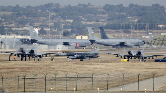 Breakup of U.S.-Turkey alliance impacts multiple nations, 2 major bases