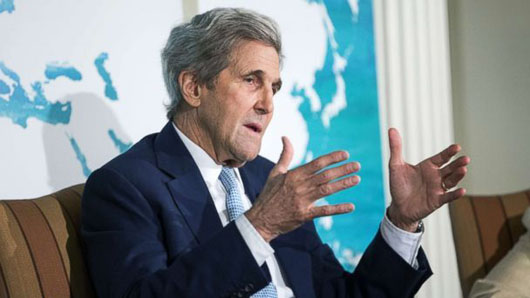 Administration charges Kerry conducted 'illegal meetings,' subverted Iran strategy
