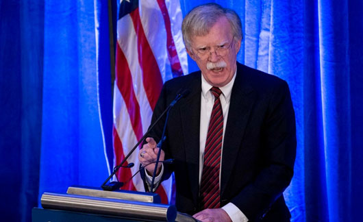 Bolton confirms China hacked OPM records, announces 'gloves-off' cyber strategy