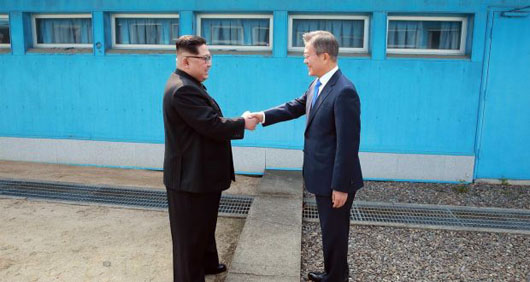 Who is South Korea's Moon Jae-In? Dismantling of DMZ guard posts raises concerns