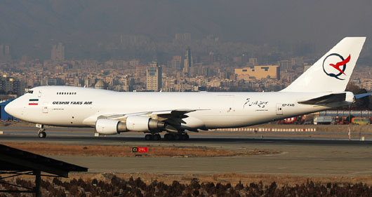 Iran said to use IRGC-linked airline to deliver weapons to Hizbullah