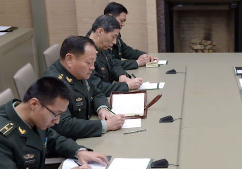 China's new SSF strategic force reports directly to Central Military Commission