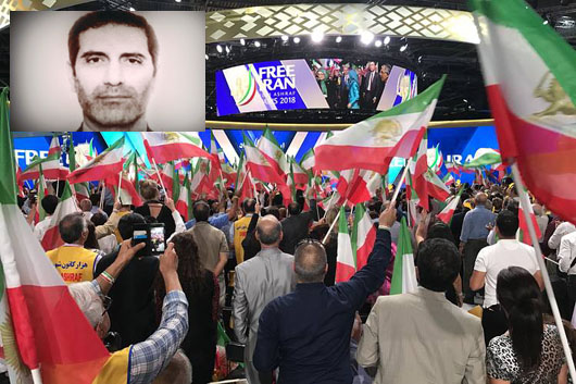 Pro-nuclear deal France freezes Iran intel assets over attempted bombing at exile rally