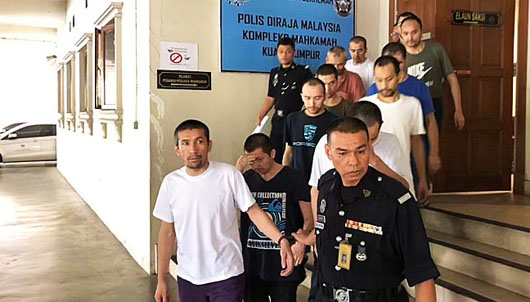 Malaysia defies China by sending Uyghurs to freedom in Turkey