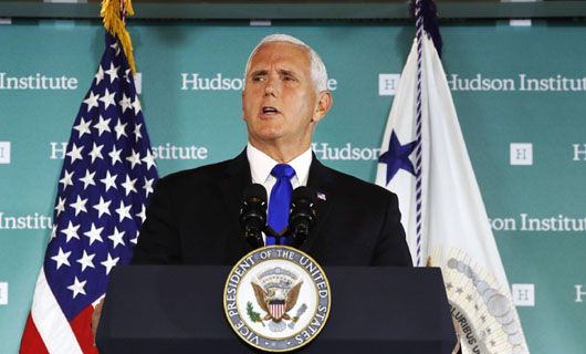 China report revealed by Pence details anti-U.S. information strategy