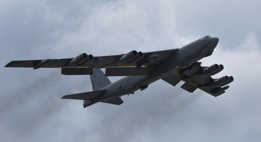 Sensitivity to North cited in request by South for U.S. to halt bomber overflights