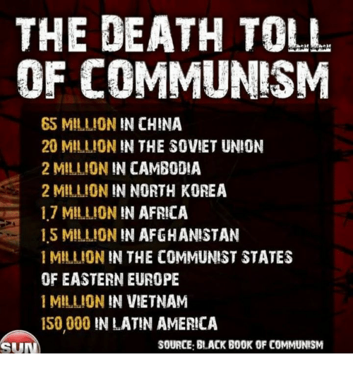 Socialism on the rise amid widespread ignorance about communism's human toll