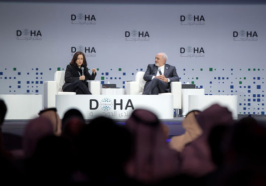 Qatar's Doha Forum hosts Iran, congressional Democrats, China