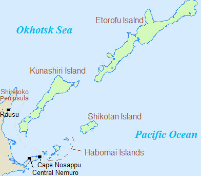 Shock poll shows historic shift in Japan's public opinion on Northern Territories
