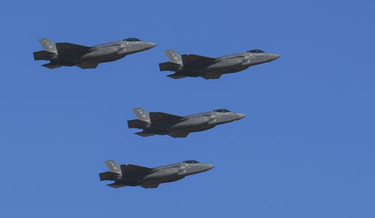 F-35's new mission: Missile defense against an ICBM strike