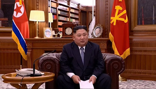 In the era of summits, N. Korean state media emphasizes 'state-first' over Kim worship