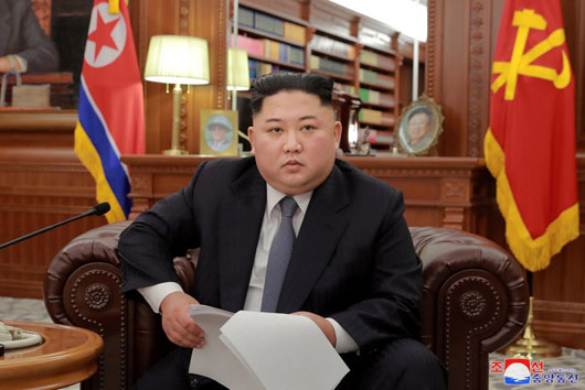 Kim launches peace offensive aimed at splitting U.S.-South Korean alliance