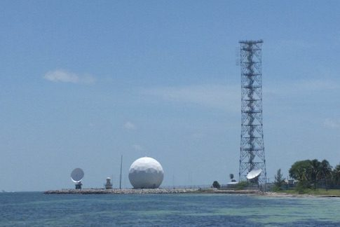 Chinese agent waded in ocean to get images of secret Key West 'antenna farm'