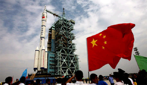 Air Force report cites advances by China's space, 'counter-space' forces
