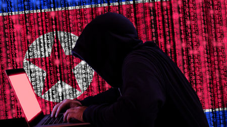 Report: No let up by North Korean cyber warriors during summit