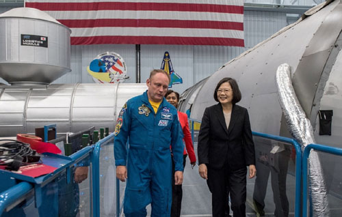 In blow to Beijing, U.S. Strategic Command met with Taiwan 'senior leaders' in 2018