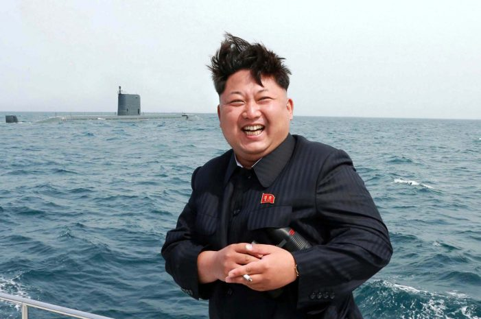 Submarine tech offer raises prospect of North Korean 'second strike' capability