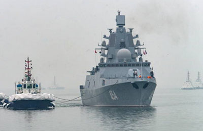 Russia lends ASW experience to China in first naval exercise of 2019