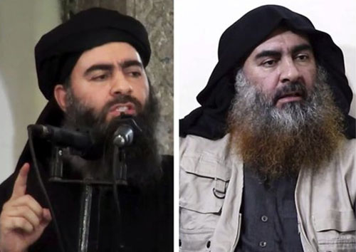 On the run in Iraq? 'Defeated' looking ISIS leader seeks comeback after Sri Lanka